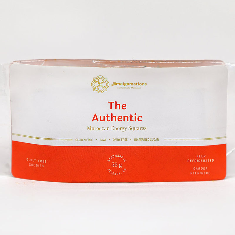 Authentic packaging