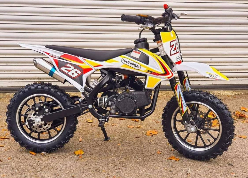 How to make buying a mini dirt bike a total success