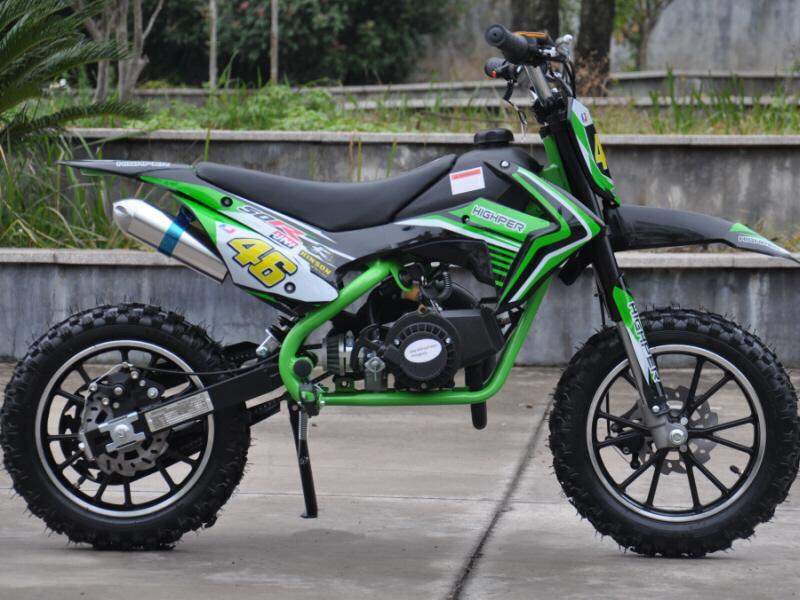 racing mini dirt bike 49 50cc