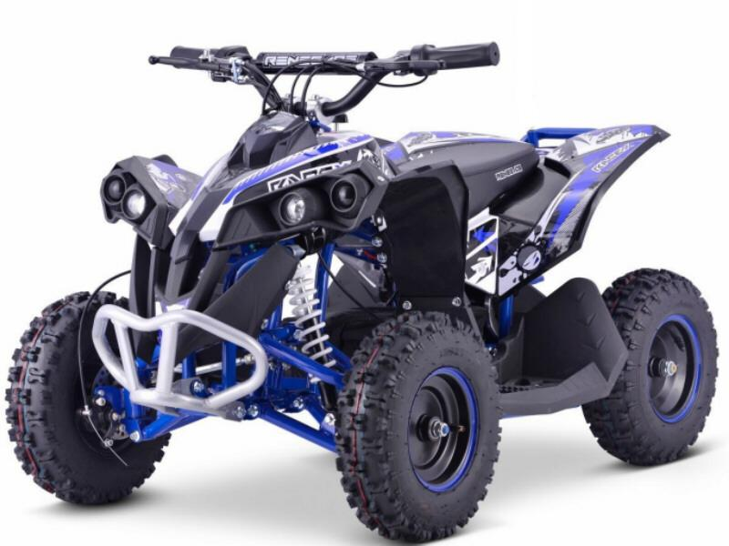 renegade electric quad bike 1000w