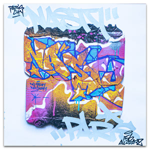 "Nasty ""Sous les bombes 11"""