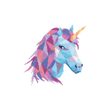 Stitched Unicorn - Tattly
