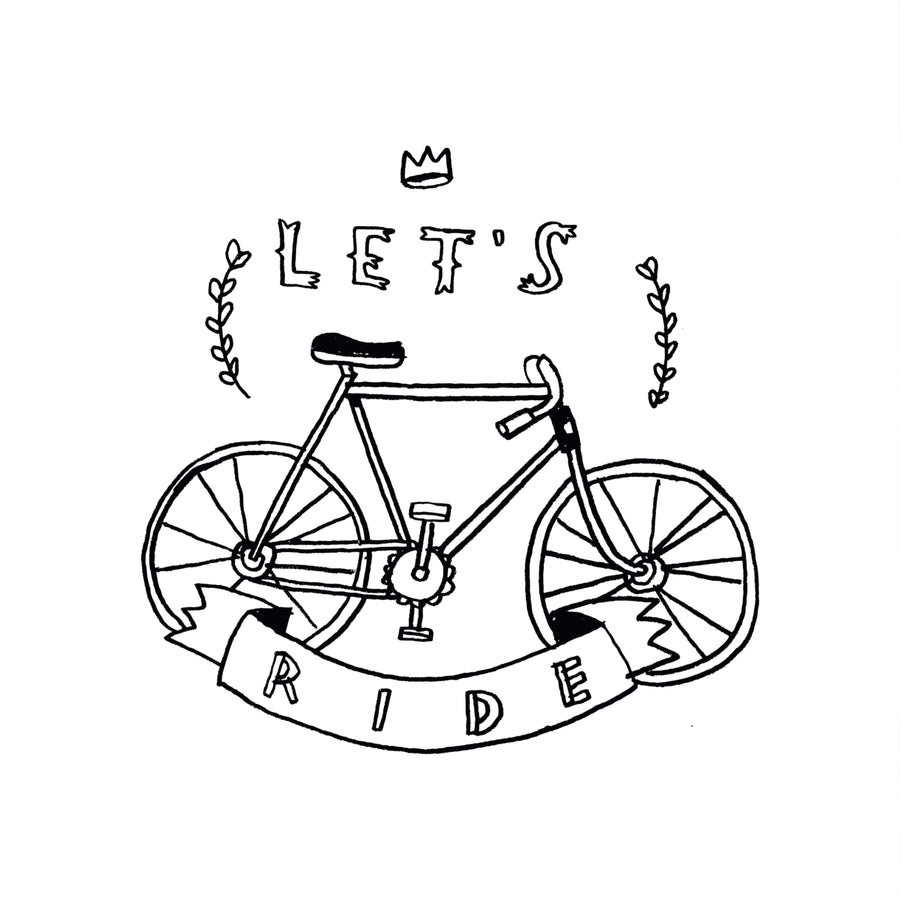 Let´s Ride - Tattly