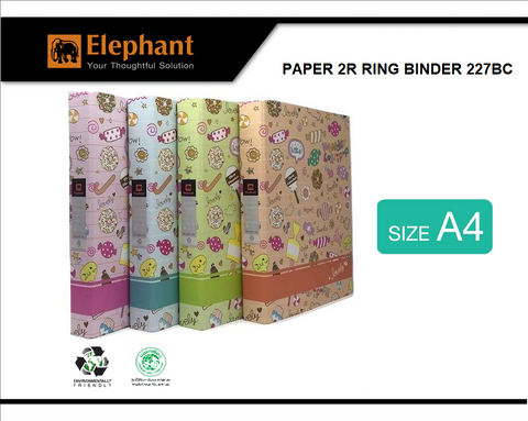 Elephant Brand File / Ring Binder