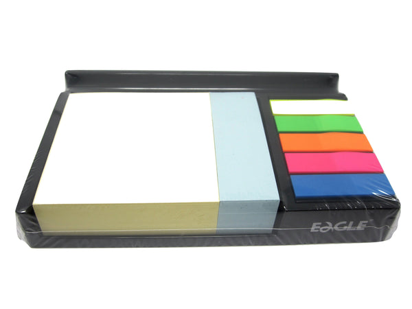 Eagle Sticky Notes / Self-Adhesive Notes Tray
