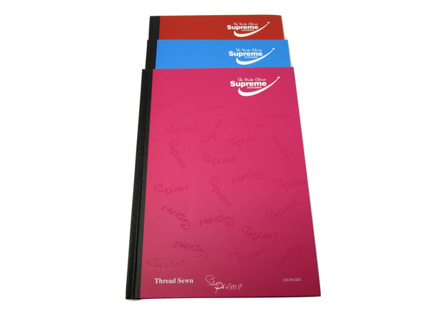 Supreme Stationery A4 Writing Pad / Register - 160 Pages