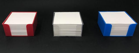 SPECIAL OFFER - Memo Paper Holder - Including Paper