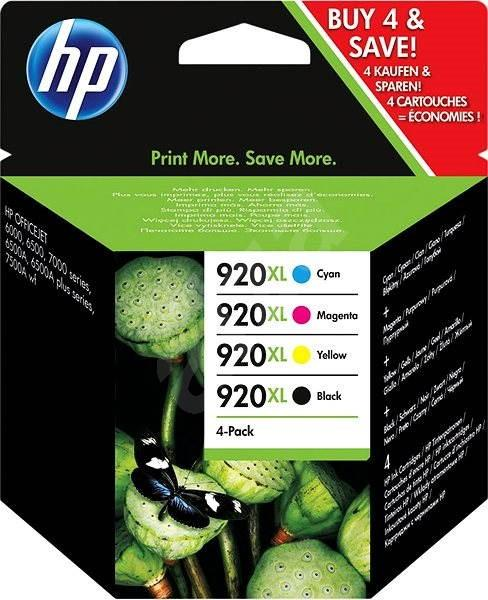HP 920 XL CMYK - Ink Cartridge