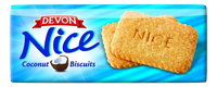 Devon Nice Coconut Biscuits
