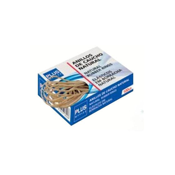 Rubber Bands (Box of 100 grams) (x4 sizes)