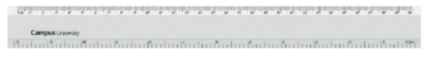 Rulers Aluminium (x 3 sizes)