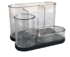 Desk Organiser - Transparent