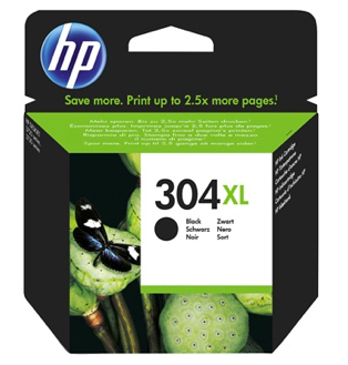 HP 304xl Black - Ink Cartridge