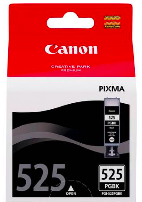 Canon 525 Black - Ink Cartridge