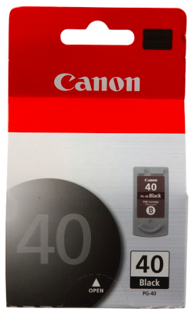 Canon 40 Black - Ink Cartridge