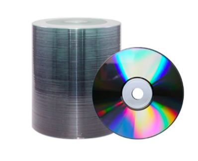 DVDs (Spindle of 25 or 50 pieces)