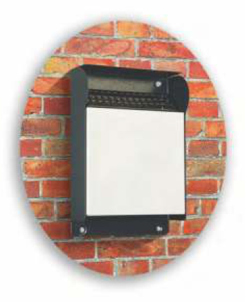 Ash Tray - Wall Mountable (Suitable for Outside Use)