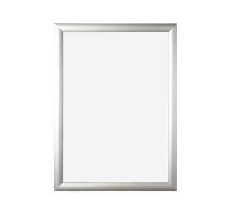 Snap Frames / Display Frames (Various Sizes) with Aluminium Frame