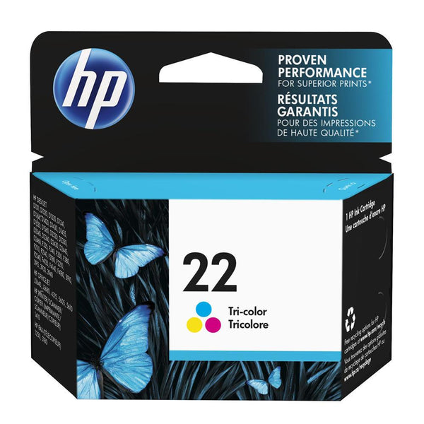 HP 22 Colour - Ink Cartridge