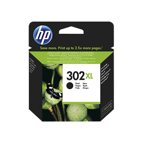 HP 302 XL - Black - Ink Cartridge