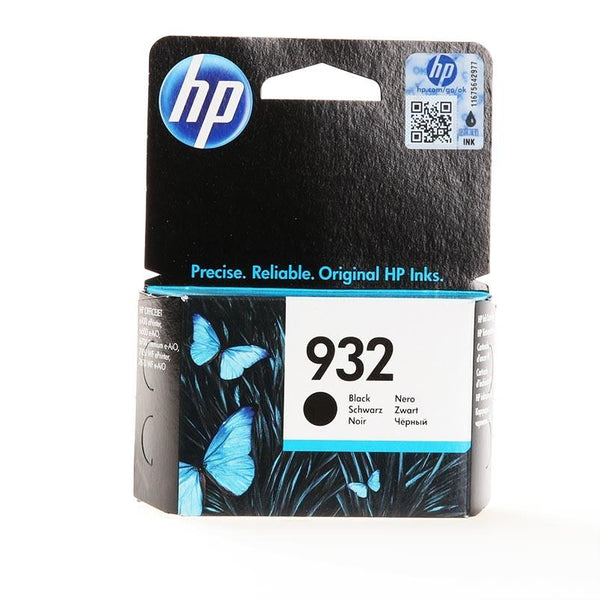 HP 932 Black - Ink Cartridge
