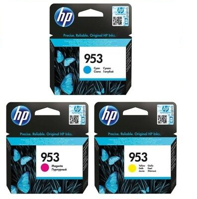 HP 953 Colour - Ink Cartridge