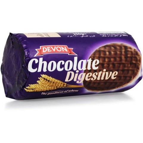Devon Chocolate Digestive Biscuits