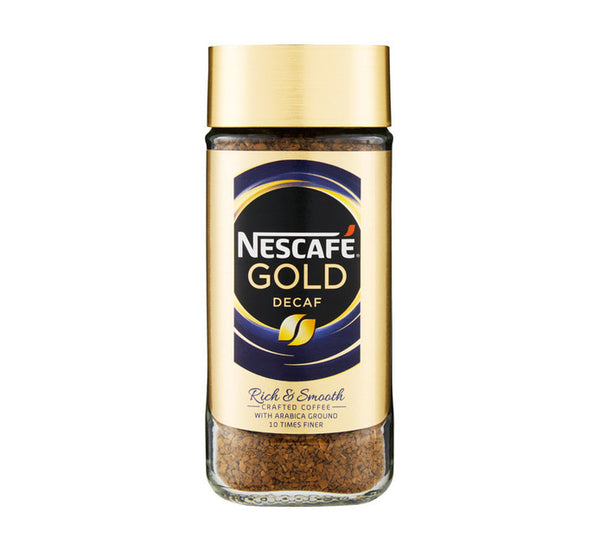 Nescafe Gold Decaffeinated Coffee - 100g