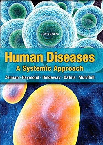 Human Diseases (8th Edition), Paperback, 8 Edition by Zelman Ph.D., Mark