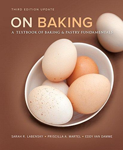 On Baking (Update): A Textbook of Baking and Pastry Fundamentals (3rd Edition), Hardcover, 3 Edition by Labensky, Sarah R.