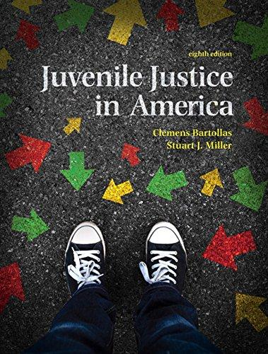 Juvenile Justice In America (8th Edition) (Revel), Paperback, 8 Edition by Bartollas, Clemens