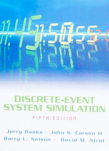 Discrete-Event System Simulation (5th Edition), Paperback, 5 Edition by Banks, Jerry