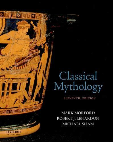 Classical Mythology, Paperback, 11 Edition by Morford, Mark