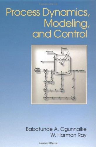 Process Dynamics, Modeling, and Control, Hardcover, 1 Edition by Ogunnaike, Babatunde A.