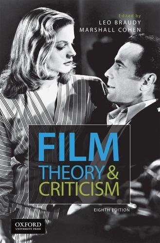Film Theory and Criticism: Introductory Readings, Paperback, 8 Edition by Braudy, Leo