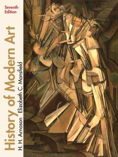 History of Modern Art (Paperback) (7th Edition), Paperback, 7 Edition by Arnason, H. H.