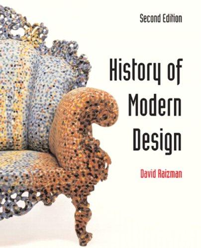 History of Modern Design (2nd Edition) (Fashion Series), Hardcover, 2nd Edition by Raizman, David