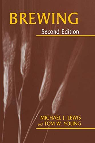 Brewing, Paperback, 2nd Edition by Lewis, Michael J.