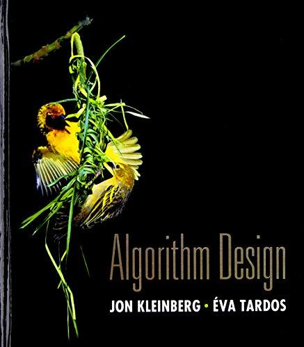 Algorithm Design, Hardcover, 1 Edition by Kleinberg, Jon