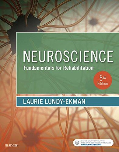 Neuroscience: Fundamentals for Rehabilitation, Paperback, 5 Edition by Lundy-Ekman PhD  PT, Laurie
