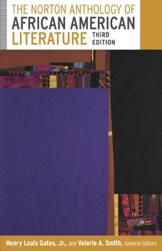 The Norton Anthology of African American Literature (Third Edition) (Vol. Two Volume Set), Paperback, Third Edition by Gates Jr., Henry Louis