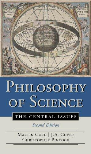 Philosophy of Science: The Central Issues (Second Edition), Paperback, Second Edition by Cover, J. A.