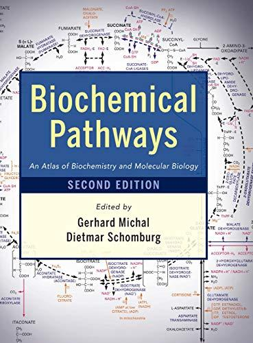 Biochemical Pathways: An Atlas of Biochemistry and Molecular Biology, Hardcover, 2 Edition by Michal, Gerhard