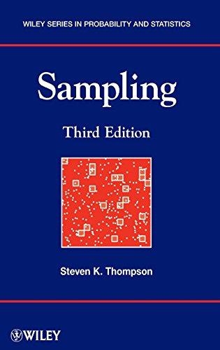 Sampling, Hardcover, 3 Edition by Thompson, Steven K.