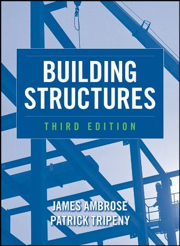Building Structures, Hardcover, 3 Edition by Ambrose, James