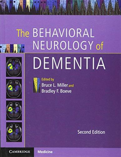 The Behavioral Neurology of Dementia, Hardcover, 2 Edition by Miller, Bruce L.