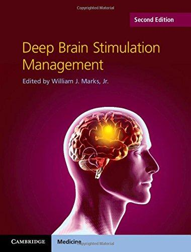 Deep Brain Stimulation Management, Hardcover, 2 Edition by Marks  Jr, William J.