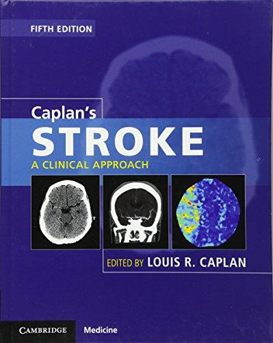 Caplan's Stroke: A Clinical Approach, Hardcover, 5 Edition by Caplan, Louis R.