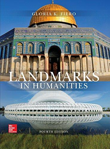 Landmarks in Humanities, Paperback, 4 Edition by Fiero, Gloria