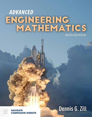 Advanced Engineering Mathematics, Paperback, 6 Edition by Zill, Dennis G.